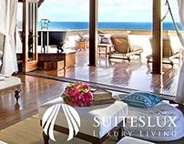 Suiteslux Luxury Living - Logo For Sale