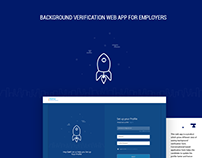 Background verification - Responsive web and mobile