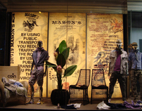 Mason's Shop Window - 2009