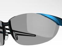 ISSEY MIYAKE eyewear - gravity-