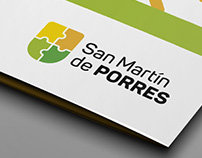 San Martín de Porres / Brand Identity