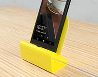 Pholder for phones/tablets
