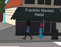 Franklin Deli Animated Commercial