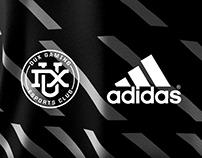 Dux 2020/21 Adidas kits