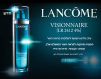Lancôme Israel | VISIONNAIRE [LR 2412 4%]