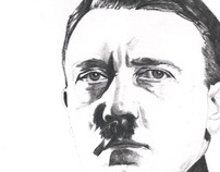 HR ILLUSTRATION - HITLER