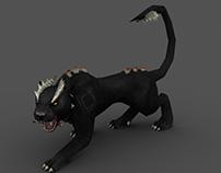 [3D] Panther