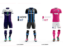 Pro League Hummel Football Kits Concept.