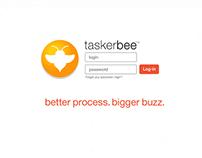 TaskerBee app and portal.