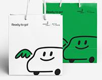 KIA Green Trip Concept & BI Design
