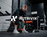 Nutrivix | Brand Identity