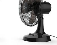 Midea Fan Design