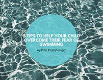 Tips to Help Your Child Overcome Their Fear of Swimming