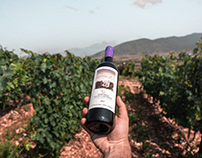 Nico Lazaridi winery photoshooting & videography