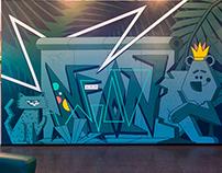 Neon Wood