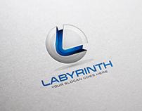 Letter L | Tech Logo