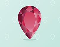 Ruby: Safe Track App