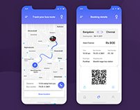 bus ticket | location & reservation