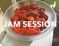 Jam Session - Branding