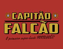 Capitão Falcão #1
