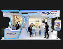 Meadjohnson booth Design