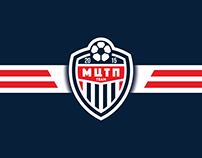 Logo for soccer team MCTP