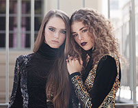 Mia and Matilde | D&A Model Management