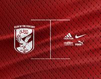 Al Ahly 1907 jerseys
