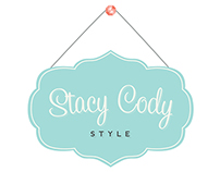 Stacy Cody Style Logo Redesign