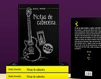 Livro Notas de cabeceira, de Natália Brandão
