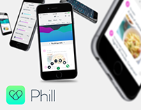 Phill - Your Healthy Friend App