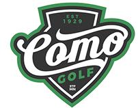 Como Golf - St. Paul, Minnesota (Concept)