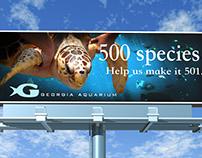 Georgia Aquarium Donation Ad