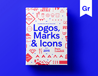Logos, Marks & Icons // 2015