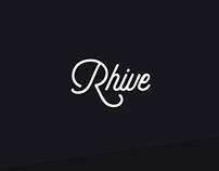 RHive Branding & Identity