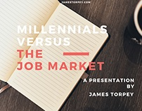 Millennials versus the Job Market