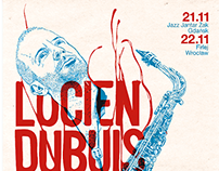Swiss Jazz Posters