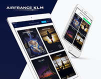 KLM / Air France - Trip Around the World