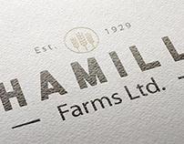 Hamill Farms Ltd.