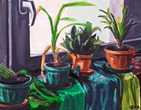 Painting/aquarelle