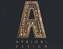 Branding APRIORI DESIGN (interior design studio)