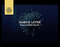 MARINE LATTER