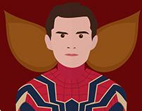 Avengers: Infinity War fan art illustrations