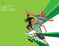 SPORTING CP 2016-17 // Fantasy Kit