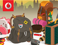 - ILLUSTRATIONS - Vodafone CZ
