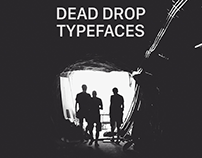 Dead Drop Typefaces