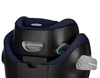 Cybex Solution S i-Fix - surfacing
