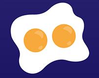 Foodejó mobile application design