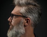 3 bearded man