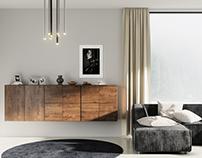 Compact furniture